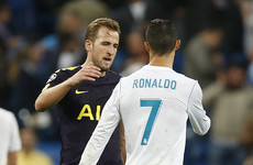 'Magnificent' Kane would cost €250 million - Real Madrid president