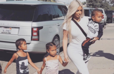People thought Kim Kardashian's surrogate was having twins after she tweeted looking for advice on prams