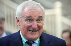 'God knows what will happen': Bertie's cryptic answer on if he'll run for president