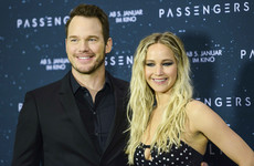 Anna Faris has said Jennifer Lawrence apologised to her about those Chris Pratt rumours... it's the Dredge