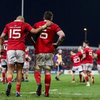 Munster bid to lock down stars in wake of Zebo departure