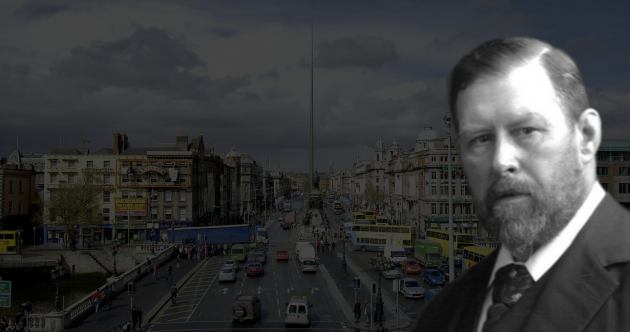 From mummified bodies to a civil service desk job, this was Bram Stoker's Dublin