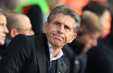 Leicester City name ex-Southampton boss Claude Puel as new man at the helm