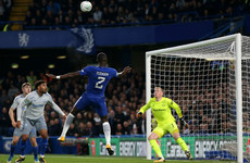 Late, late Willian strike sends spirited Toffees out as Chelsea march on