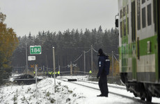 At least four people dead in train crash in southern Finland