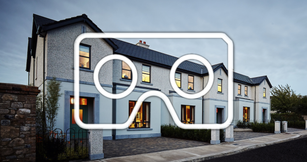 Step inside this brand new south Dublin home with a virtual reality tour