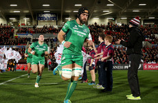 8 changes for Connacht ahead of Munster clash