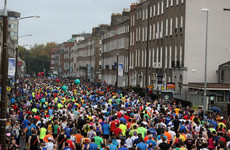 Take note - road closures are in place across Dublin ahead of tomorrow's city marathon