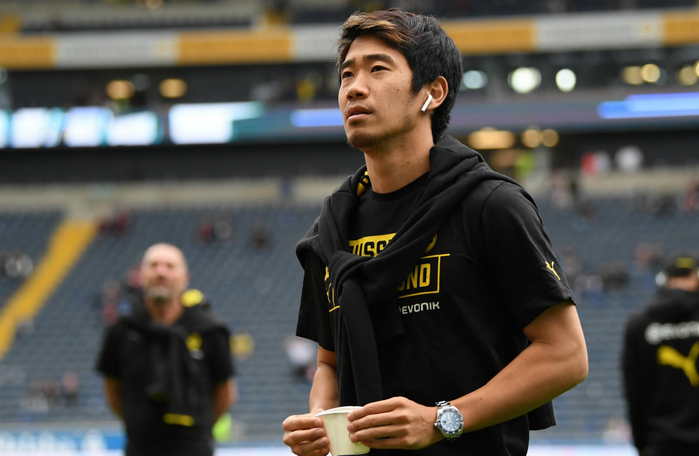 Shinji Kagawa · The42