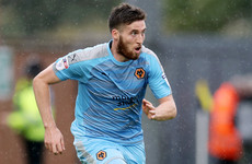 'I haven't forgotten him' - Uncapped Wolves full-back Doherty earns recall