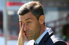 Rangers sack manager Caixinha after just seven months in charge