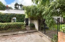 Breathtaking urban cottage hidden right in the heart of Dublin 4