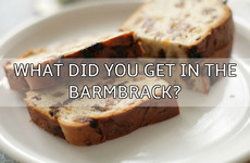 What Did You Get In The Barmbrack?