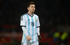 Russia World Cup is safe despite threatening Messi poster by pro-ISIS group, says ambassador