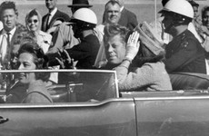 US release trove of secret files on JFK assassination - but 300 are delayed on national security grounds