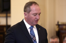 Australia's deputy prime minister has had to step down because of his dual citizenship