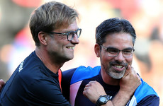 Wagner relishing clash with former team-mate and best friend Klopp