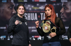 'Katie Taylor will win her world title in 6-8 rounds' - Andy Lee