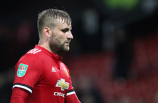 Mourinho says Luke Shaw still has a future at Man United