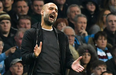 Manchester City unbeaten all season? Forget about it, says Guardiola