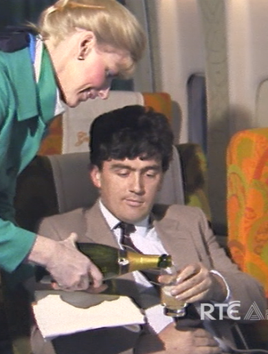 RTÉ is making public a massive archive of old news clips