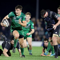 Back three class and controversy as Connacht cut through Munster