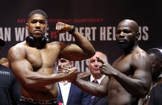 Anthony Joshua hopes Africa calls after Carlos Takam bout