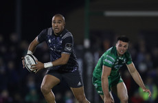 Zebo: Ireland omission hard to take but no regrets over Munster exit