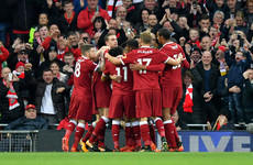 Wijnaldum thunderbolt the highlight as Liverpool get back to winning ways