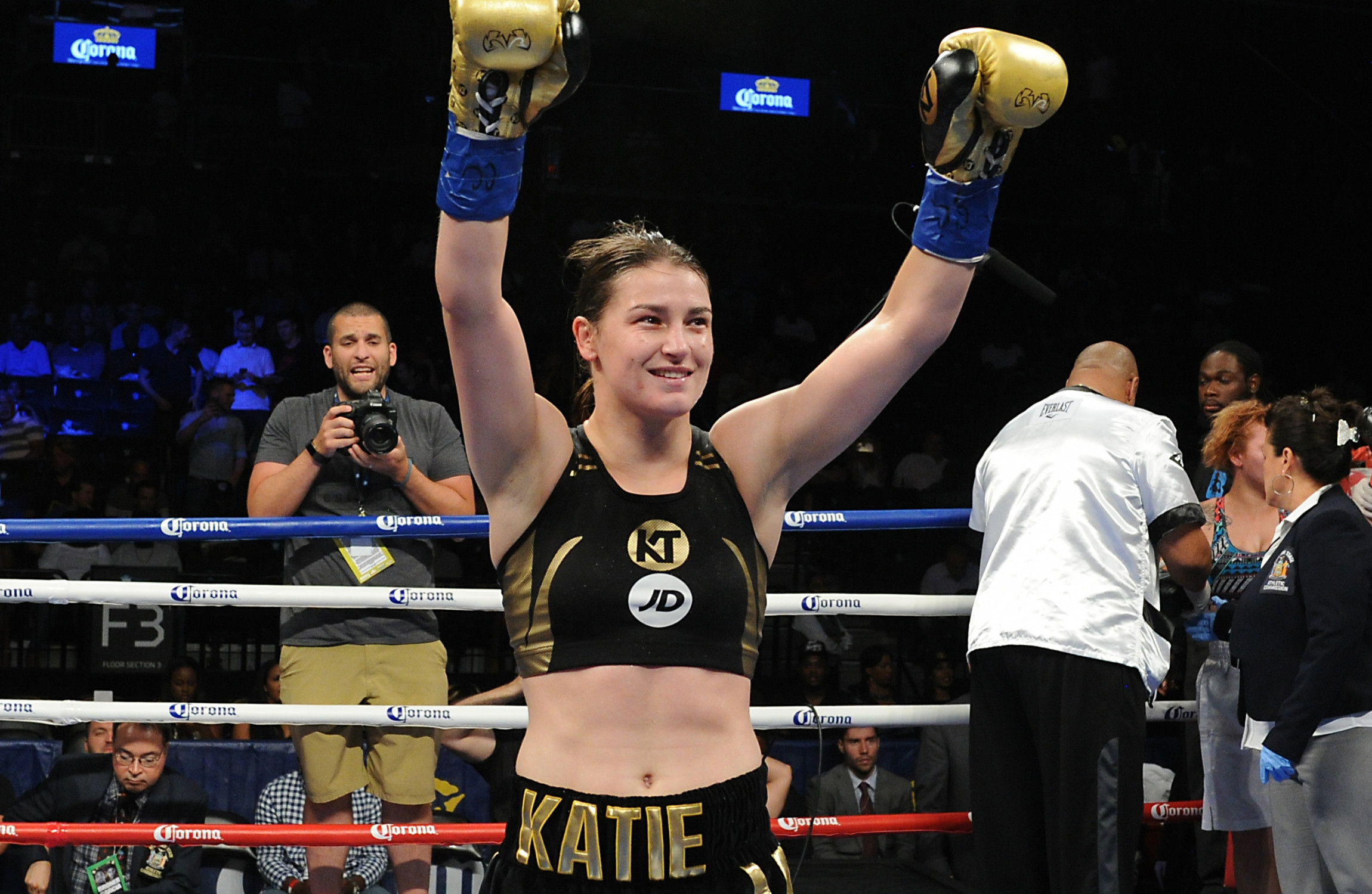 Katie Taylor to make first defence of world title on December 15
