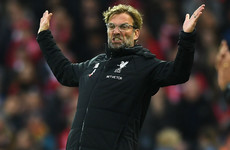 'The pressure was there' - Klopp relieved to pick up much-needed win