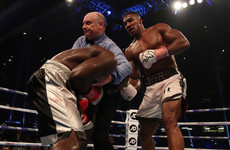 Controversy as Joshua retains world heavyweight titles against warrior Takam