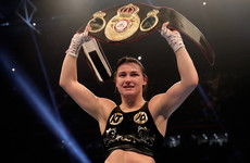 President Higgins and Leo Varadkar pay tribute to 'Irish sporting legend' Katie Taylor