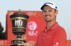 Rose thrives on Johnson's collapse to win in Shanghai, disappointing finish for Dunne