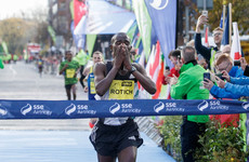 Kenya's Rotich storms to Dublin City Marathon glory while Ukraine's Lehonkova claims women's title