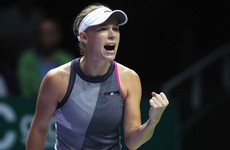 Wozniacki lands biggest title of her career and ends dreadful record against Williams