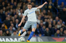 Worry for Ireland as James McCarthy suffers another setback