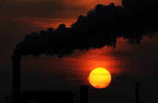 Carbon dioxide levels in the atmosphere have hit a record high