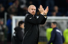 Everton links not shifting Dyche's focus as Burnley move up to seventh