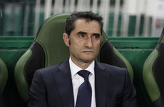 Barcelona boss Valverde urges focus ahead of emotional return to former club Olympiacos