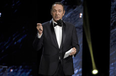 House of Cards production suspended following Kevin Spacey sexual assault allegations