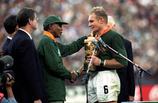 Blow for Ireland as report recommends South Africa for 2023 Rugby World Cup