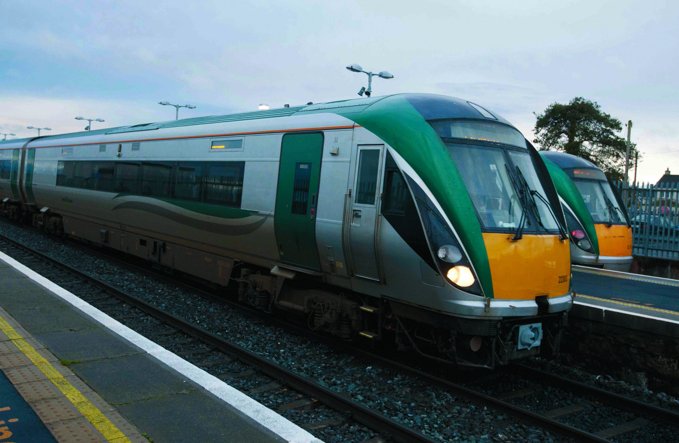 Poll: Do you support the striking rail workers? · TheJournal.ie