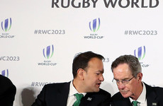 Ireland 2023 team vow to continue campaigning despite being ranked third in hosting suitability