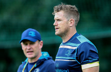 Leinster still unsure when Jamie Heaslip will be back but insist progress has been made