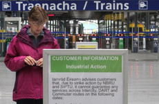 Here's how to get your refund if you're affected by the Irish Rail strike