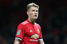 Manchester United hand Champions League debut to 20-year-old midfielder
