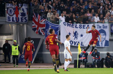 El Shaarawy's sweet strike put Roma in front against Chelsea after just 38 seconds