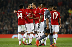 Another moment to forget for Benfica's teenage goalkeeper as Man United get job done