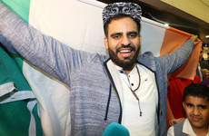 Ibrahim Halawa is going on the Late Late Show on Friday